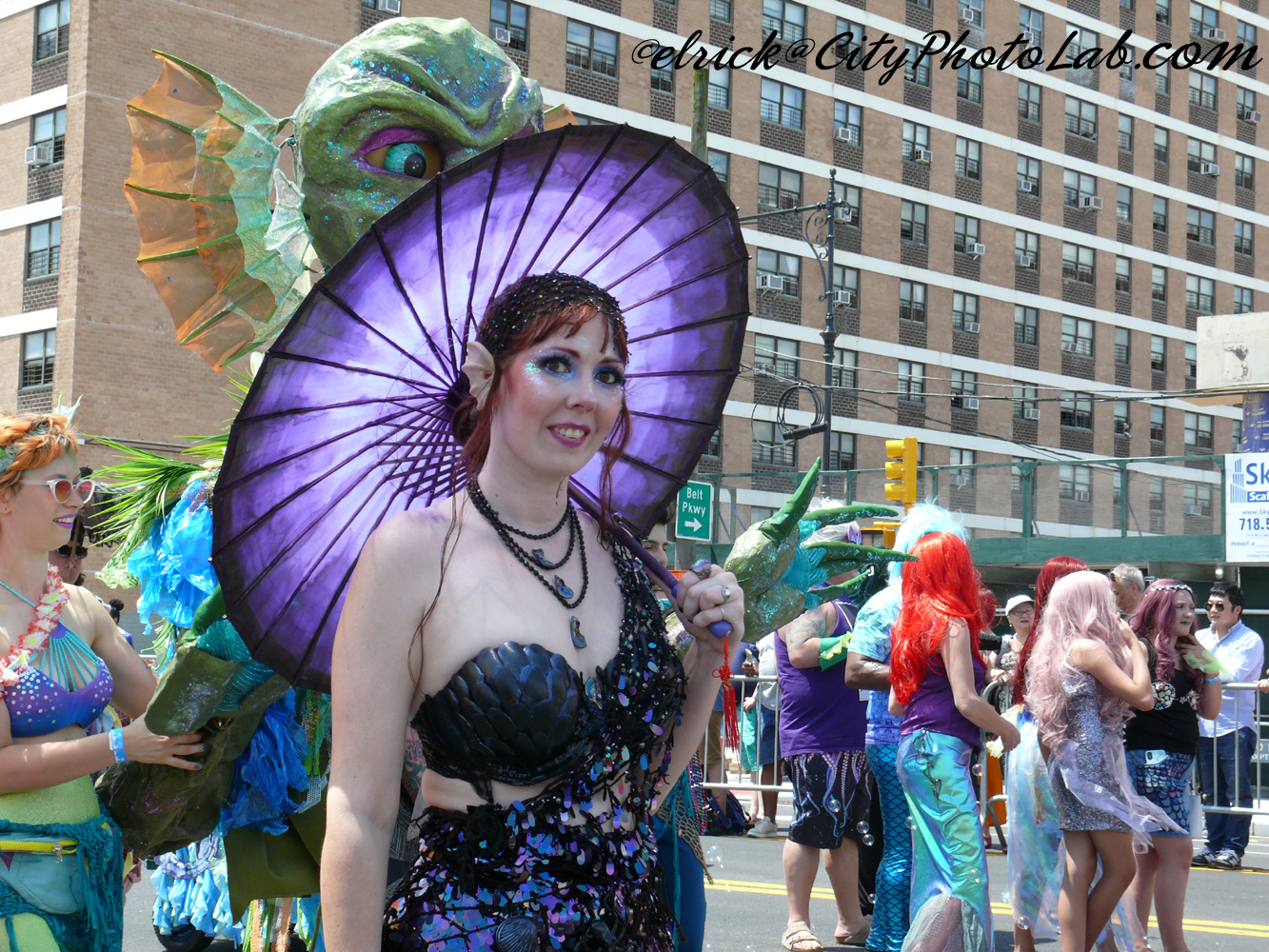 Mermaid Parade 2019